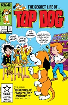 Top Dog (1985-1987) No.12