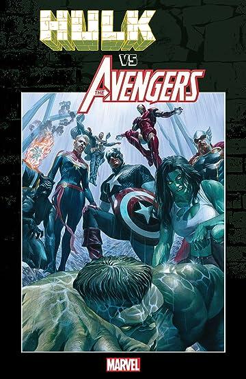 Hulk vs. The Avengers
