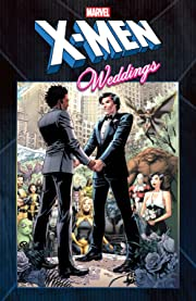 X-Men Weddings