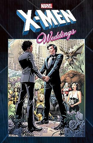 X-Men Weddings
