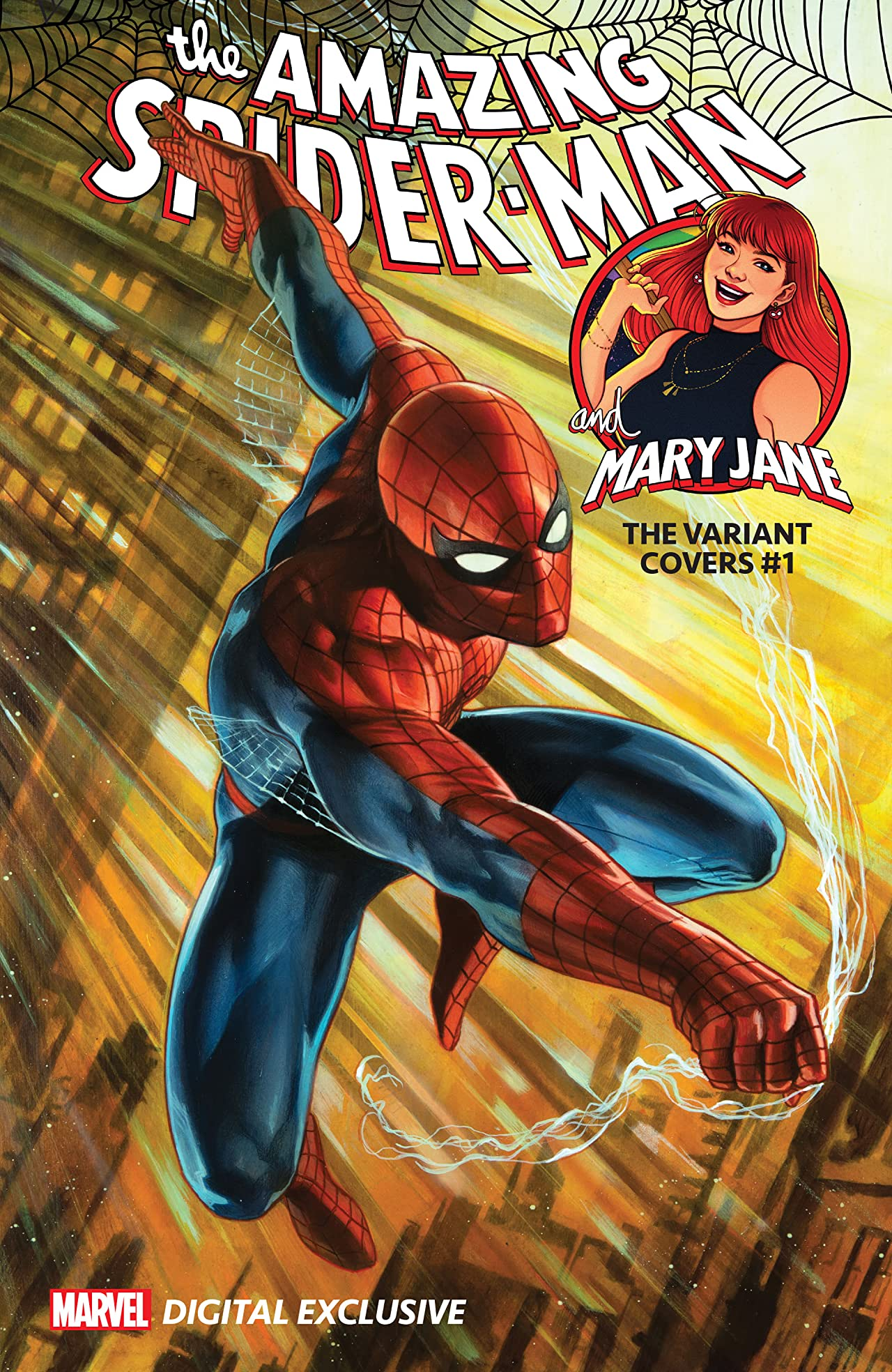 Amazing Spider-Man & Mary Jane: The Variant Covers #1