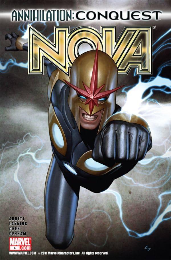 Nova (2007-2010) #4