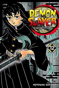 Demon Slayer: Kimetsu no Yaiba Vol. 12: The Upper Ranks Gather