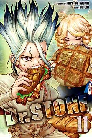 Dr. STONE Vol. 11: First Contact