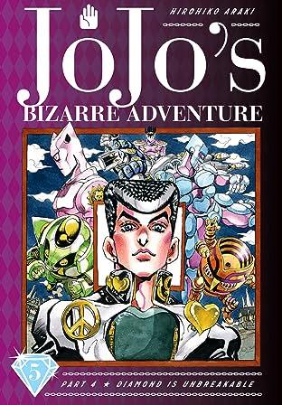 JoJo's Bizarre Adventure: Part 4--Diamond Is Unbreakable Vol. 5