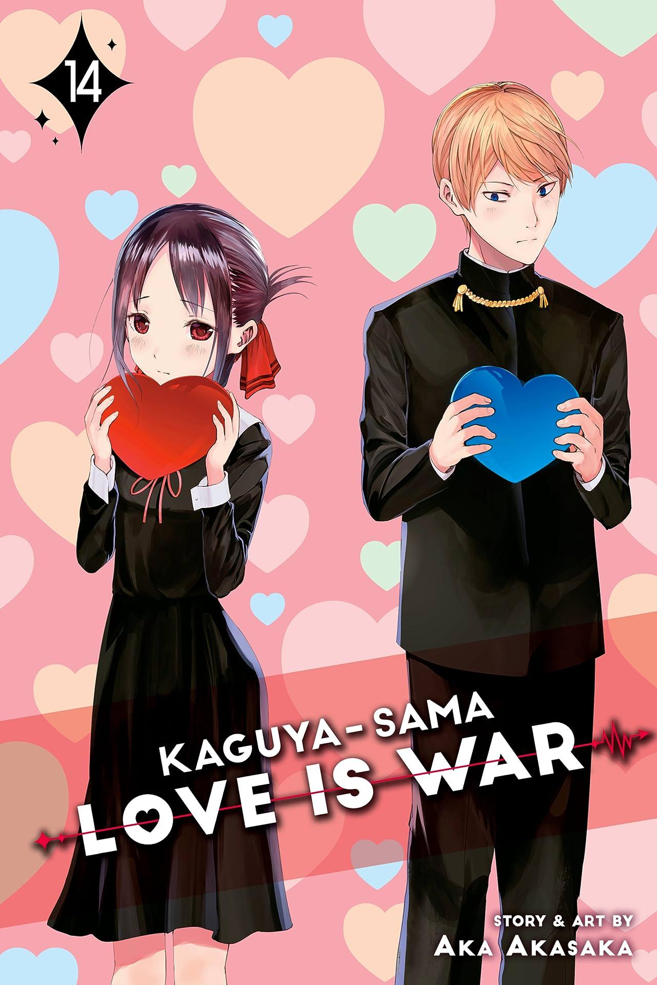 Kaguya-sama: Love Is War Vol. 14