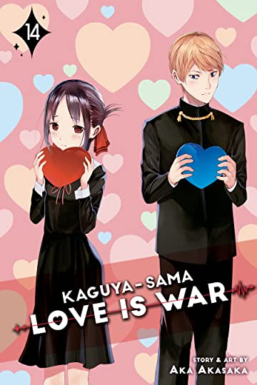 Kaguya-sama: Love Is War Vol. 14
