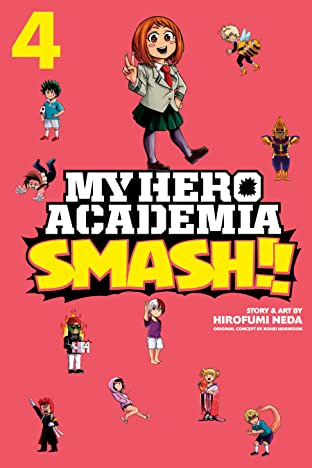 My Hero Academia: Smash!! Vol. 4