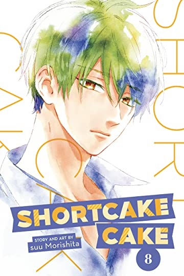 Shortcake Cake Vol. 8