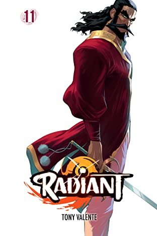 Radiant Tome 11