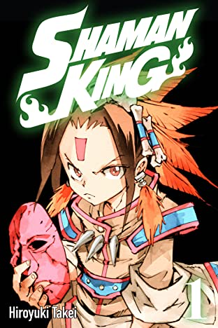 Shaman King (comiXology Originals) Tome 1