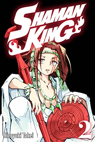Shaman King (comiXology Originals) Tome 2
