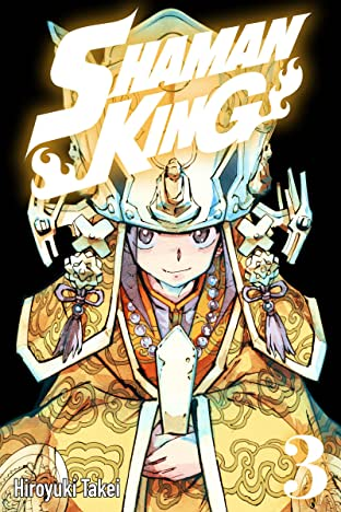 Shaman King (comiXology Originals) Tome 3