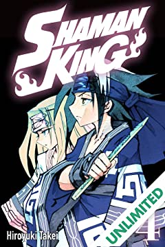 Shaman King (comiXology Originals) Vol. 4