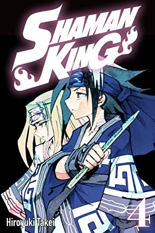 Shaman King (comiXology Originals) Tome 4
