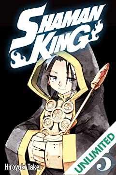 Shaman King (comiXology Originals) Vol. 5