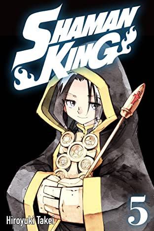 Shaman King (comiXology Originals) Tome 5