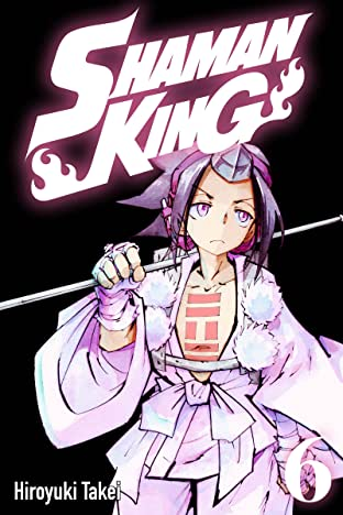 Shaman King (comiXology Originals) Tome 6