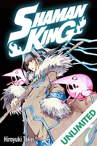 Shaman King (comiXology Originals) Vol. 7