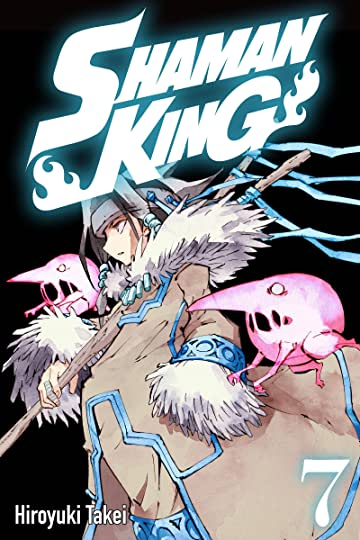 Shaman King (comiXology Originals) Tome 7