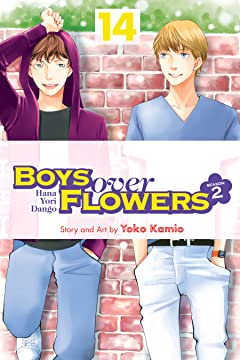 Boys Over Flowers Season 2 Tome 14