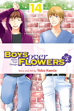 Boys Over Flowers Season 2 Vol. 14