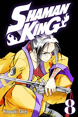 Shaman King (comiXology Originals) Tome 8