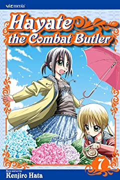 Hayate the Combat Butler Tome 7