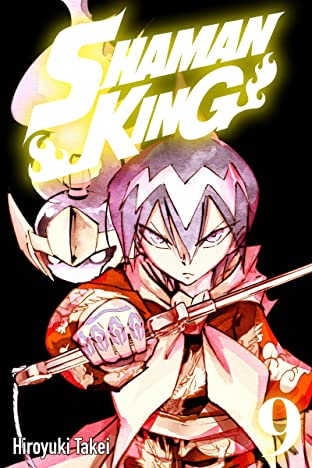 Shaman King (comiXology Originals) Tome 9