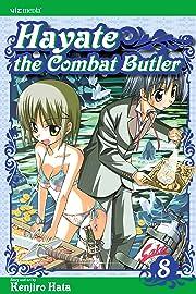 Hayate the Combat Butler Vol. 8