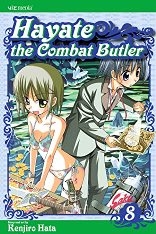 Hayate the Combat Butler Vol. 8