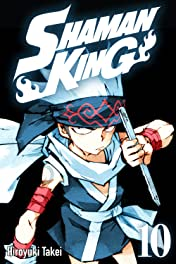 Shaman King (comiXology Originals) Tome 10