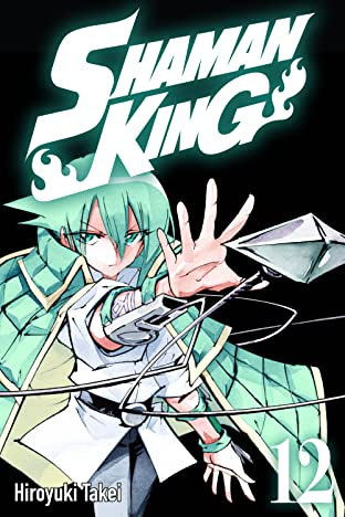Shaman King (comiXology Originals) Tome 12