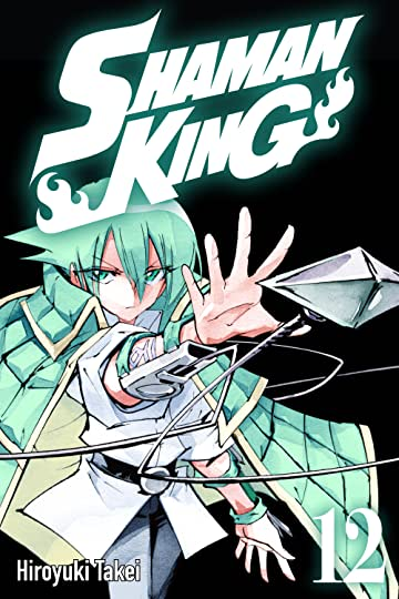 Shaman King (comiXology Originals) Vol. 12