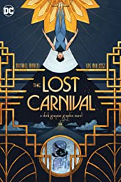 Lost Carnival: A Dick Grayson Graphic Novel