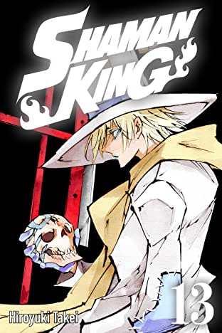 Shaman King (comiXology Originals) Tome 13