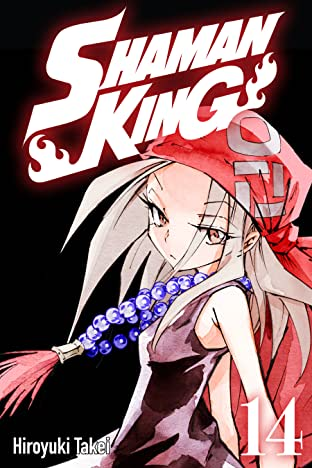 Shaman King (comiXology Originals) Tome 14