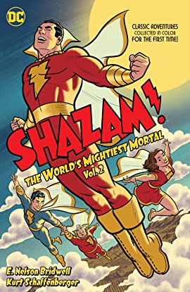 Shazam!: The World's Mightiest Mortal  Vol. 2