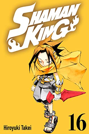 Shaman King (comiXology Originals) Tome 16