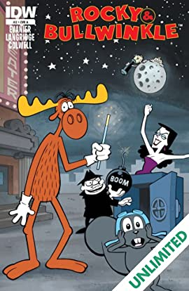 Rocky & Bullwinkle #2 (of 4)
