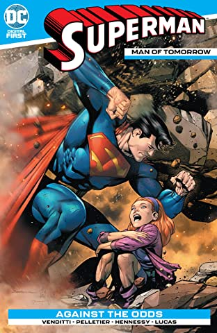 Superman: Man of Tomorrow No.2