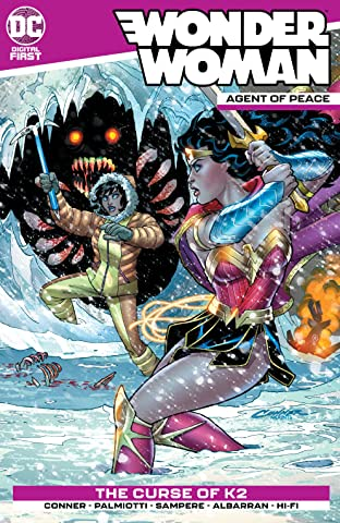Wonder Woman: Agent of Peace No.2