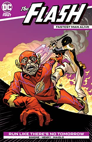 Flash: Fastest Man Alive No.2