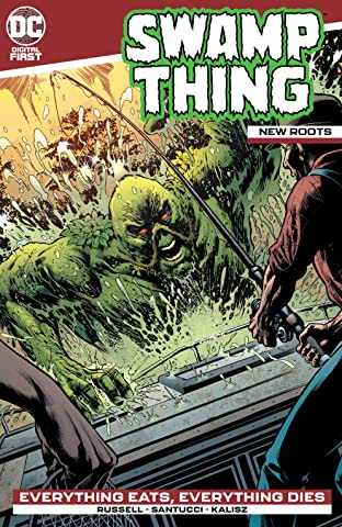 Swamp Thing: New Roots No.2