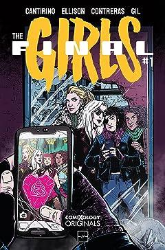 The Final Girls (comiXology Originals) No.1 (sur 5)