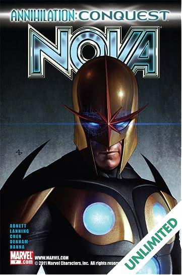 Nova (2007-2010) #7