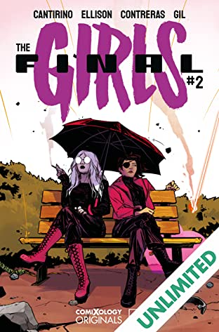 The Final Girls (comiXology Originals) #2 (of 5)