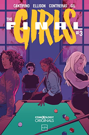 The Final Girls (comiXology Originals) #3 (of 5)