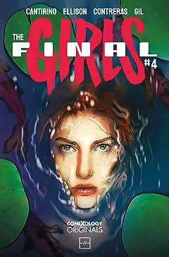 The Final Girls (comiXology Originals) No.4 (sur 5)