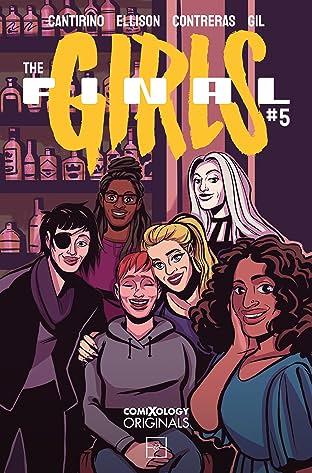 The Final Girls (comiXology Originals) No.5 (sur 5)